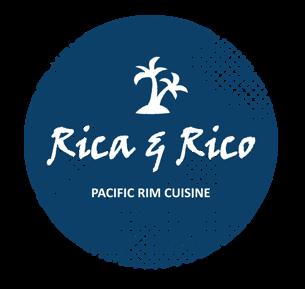 Pacific Rim (International Pacific Regional Food) Restaurant Rica & Rico