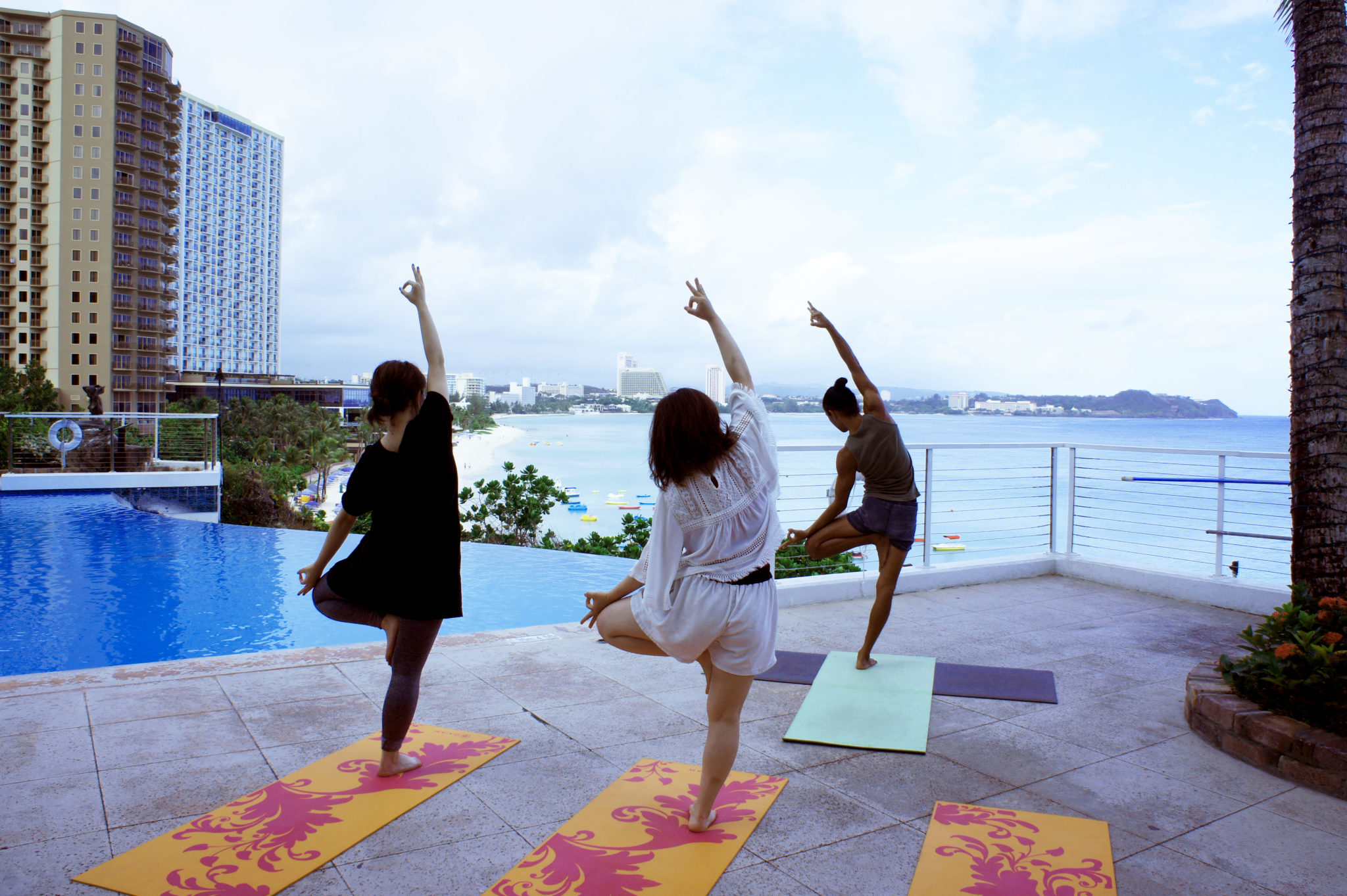 【Official Website Booking Only】July & August limited promotion! Free Yoga Class Campaign★