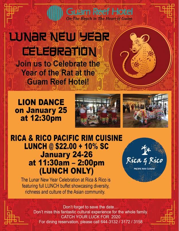 【Lunar New Year Celebration】Lion Dance