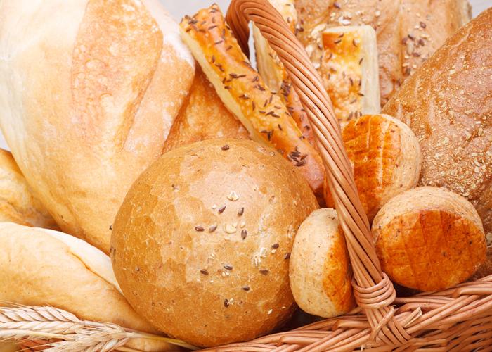 自家製パン Homemade Breads (All Time)